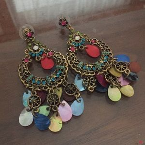 Jewelry - Bollywood Chandelier Earrings!